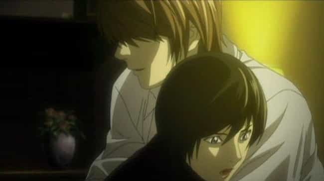Light Yagami is listed (or ranked) 2 on the list 20 Anime Characters Who Would Be Terrible In Bed