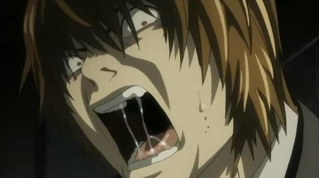 Light Yagami is listed (or ranked) 3 on the list The Most Humiliating Anime Villain Defeats Of All Time