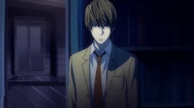 Light Yagami is listed (or ranked) 1 on the list The Worst Anime Boyfriends Of All Time
