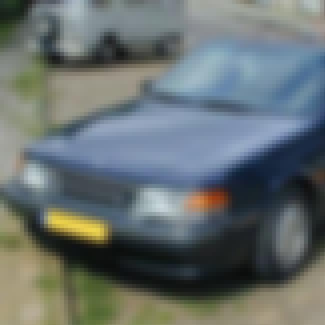 1990 Saab 9000 is listed (or ranked) 6 on the list List of Popular Saab 9000s