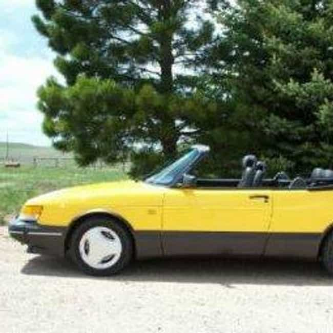 1991 Saab 900 Convertible Is Listed Or Ranked 4 On The List Best