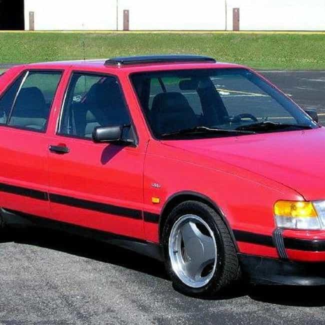 1991 Saab 9000 is listed (or ranked) 3 on the list List of Popular Saab Hatchbacks