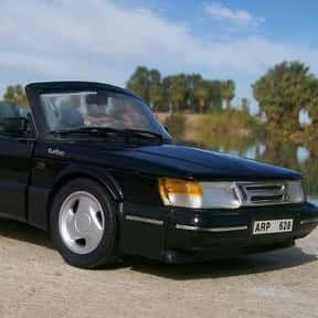 1992 Saab 900 Convertible is listed (or ranked) 3 on the list The Best Saab Convertibles of All Time