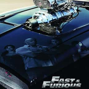 Fast & Furious is listed (or ranked) 13 on the list The Best Car Racing Movies That Really Put The Pedal To The Metal