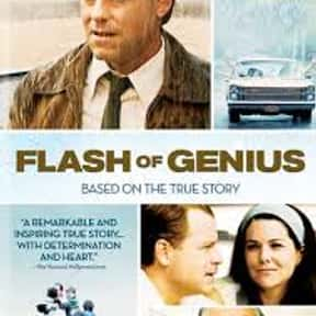 Flash of Genius is listed (or ranked) 19 on the list The Best Greg Kinnear Movies
