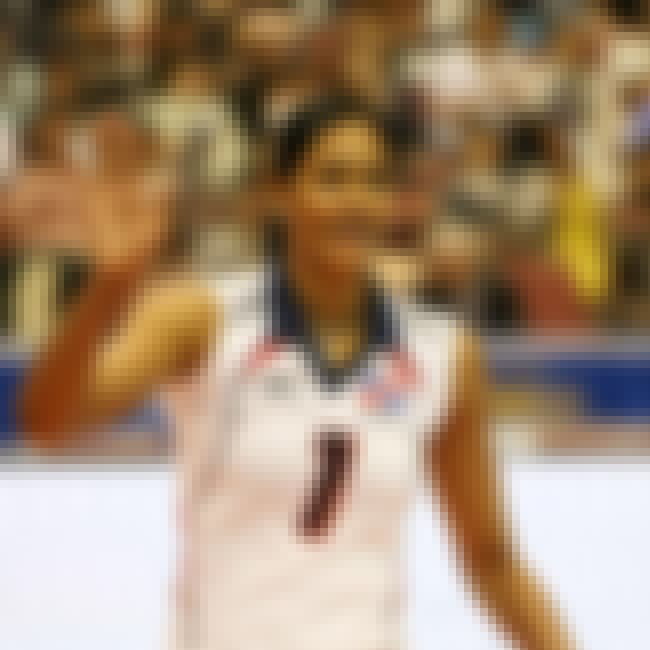 Annerys Vargas is listed (or ranked) 2 on the list Famous Volleyball Players from Dominican Republic