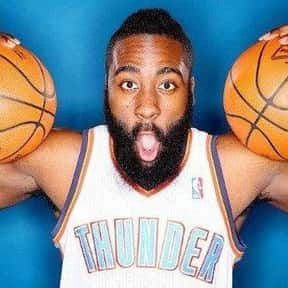 James Harden is listed (or ranked) 17 on the list The Best 2012 NBA Players