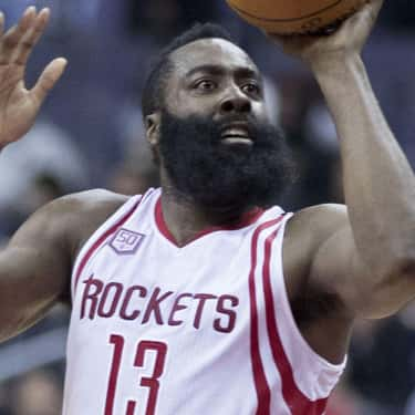 James Harden is listed (or ranked) 1 on the list The Biggest Floppers in NBA Today