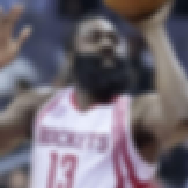 James Harden is listed (or ranked) 2 on the list Khloe Kardashian's Loves & Hookups