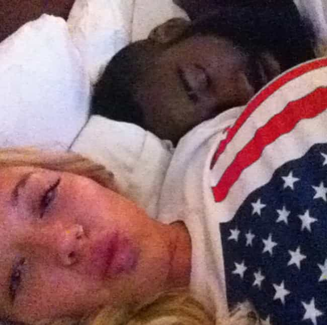 James Harden is listed (or ranked) 6 on the list Groupies Who Took Pictures Of Celebs After Sleeping With Them