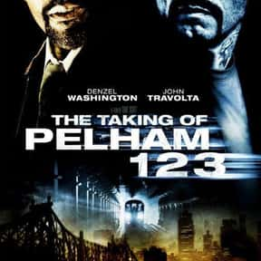 The Taking of Pelham 123 is listed (or ranked) 10 on the list The Best Thriller Movies with a Hostage