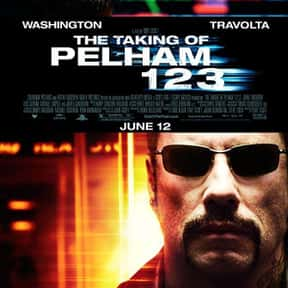 The Taking of Pelham 123 is listed (or ranked) 15 on the list The Best John Travolta Movies