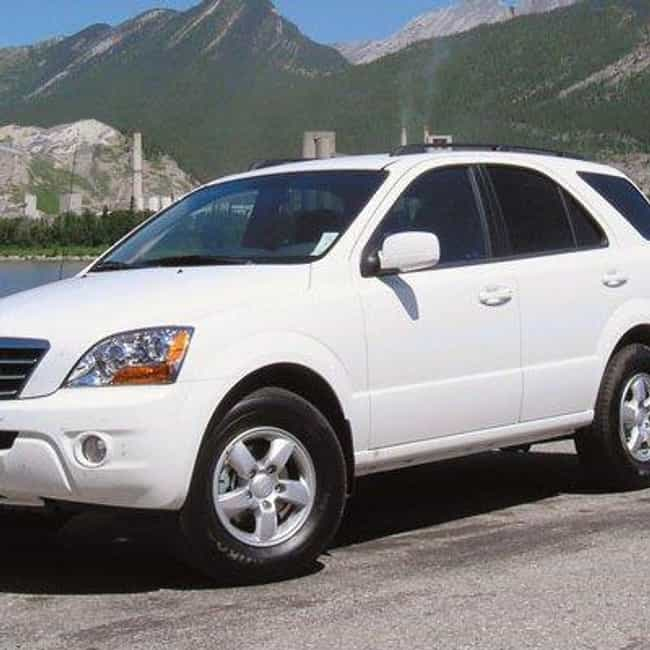 2008 Kia Sorento is listed (or ranked) 2 on the list The Best Kia Sorentos of All Time