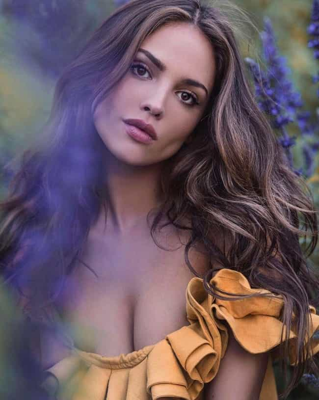 Eiza González is listed (or ranked) 4 on the list Liam Hemsworth Loves and Hookups