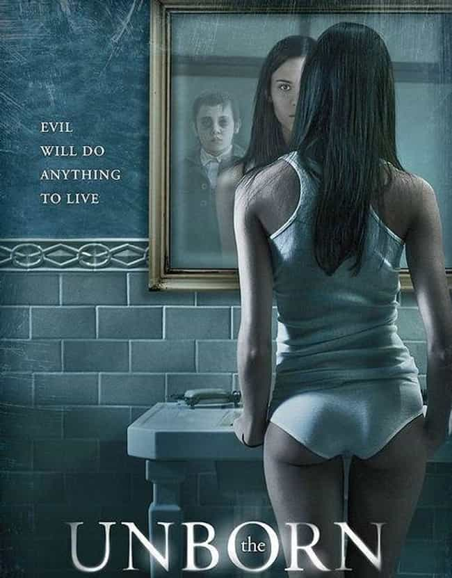 The Unborn is listed (or ranked) 6 on the list The Semi-Spookiest Movies About Ghosts On Netflix Right Now