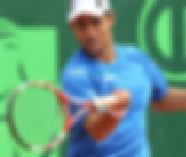 Santiago Giraldo is listed (or ranked) 1 on the list The Best Tennis Players from Colombia