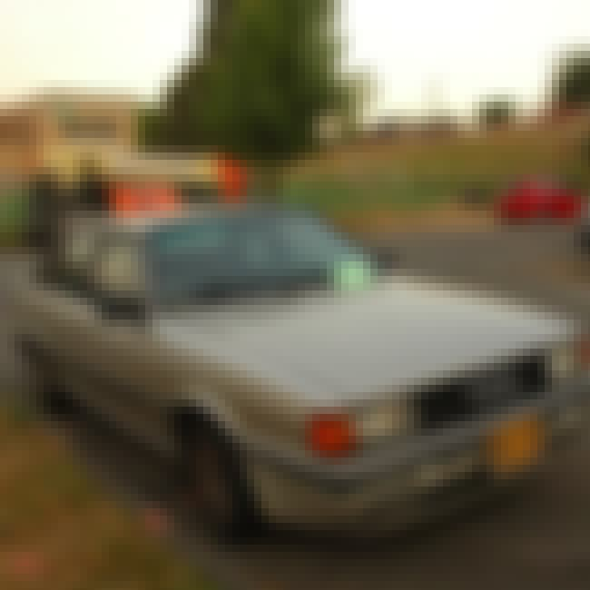 1986 Audi 5000S is listed (or ranked) 3 on the list List of Popular Audi 5000Ss