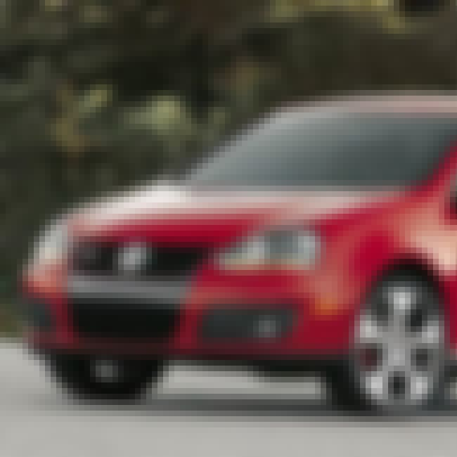 2008 Volkswagen GTI is listed (or ranked) 1 on the list The Best Volkswagen GTIs of All Time