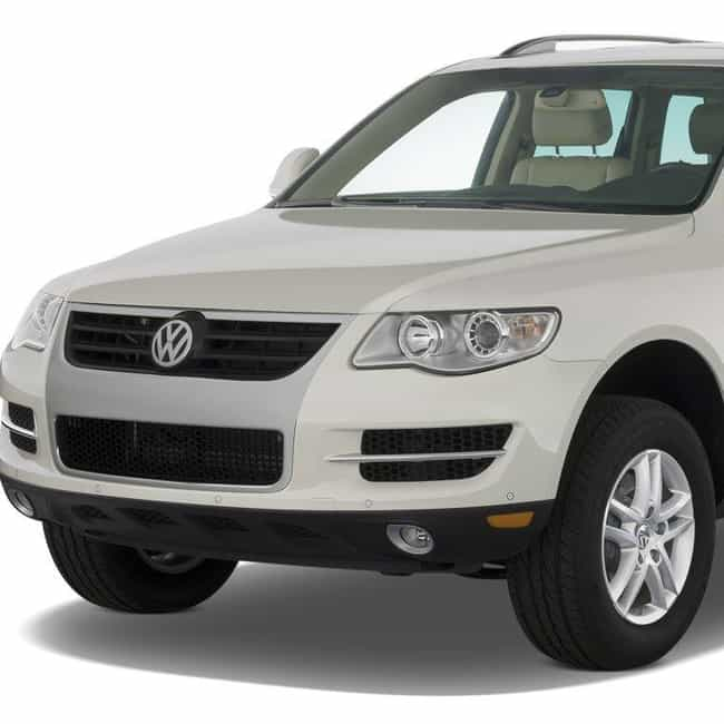 2009 Volkswagen Touareg 2 is listed (or ranked) 4 on the list The Best Volkswagen Touaregs of All Time