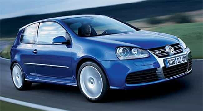 Volkswagen R32 is listed (or ranked) 6 on the list Full List of Volkswagen Models