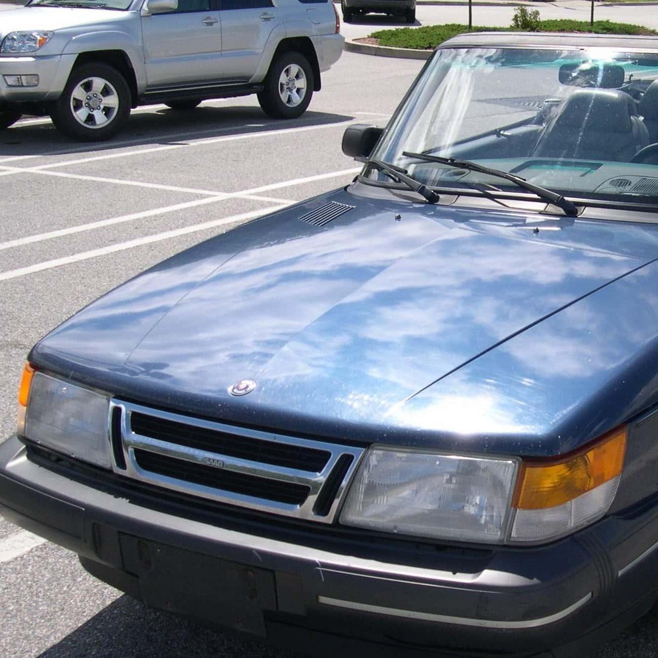 1993 Saab 900 Convertible