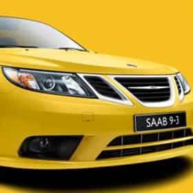 Saab Convertible