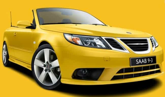 Saab Convertible is listed (or ranked) 4 on the list Full List of Saab Models