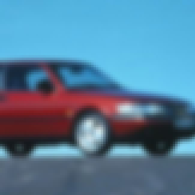 1997 Saab 900 Hatchback is listed (or ranked) 3 on the list The Best Saab 900s of All Time