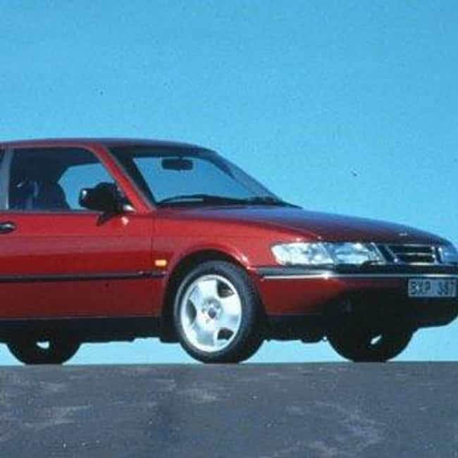 1997 Saab 900 Hatchback ... is listed (or ranked) 3 on the list The Best Saab 900s of All Time
