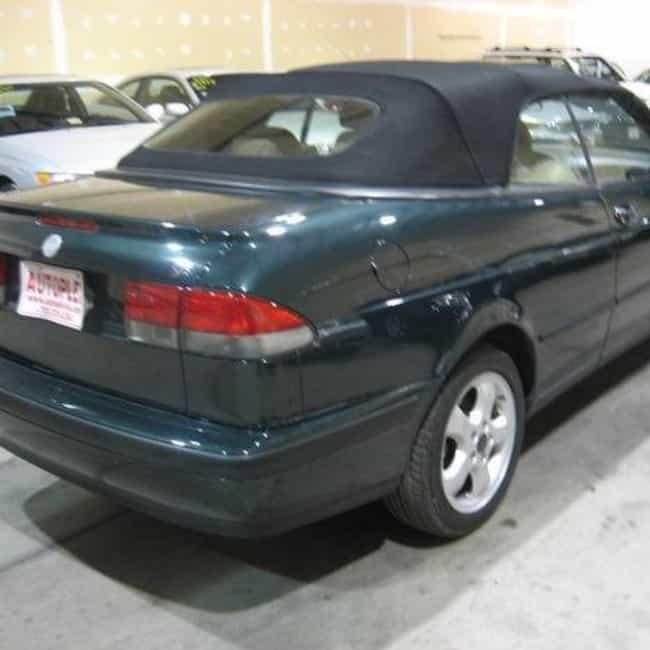 1999 Saab 9-3 Convertible is listed (or ranked) 3 on the list The Best Saab 9-3s of All Time
