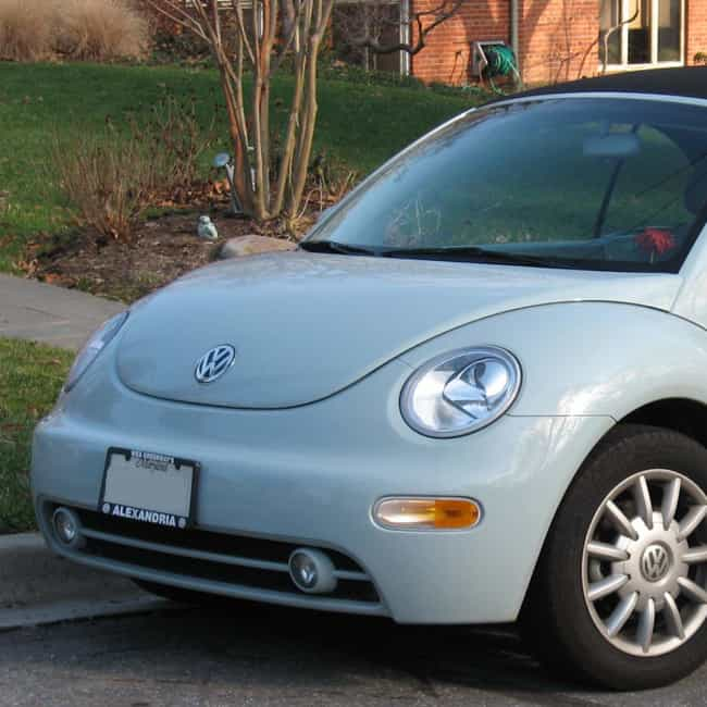 2006 Volkswagen New Beet... is listed (or ranked) 2 on the list The Best Volkswagen New Beetles of All Time