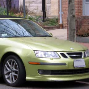 2004 Saab 9-3 Convertible is listed (or ranked) 6 on the list The Best Saab Convertibles of All Time