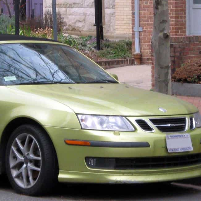 2004 Saab 9-3 Convertible is listed (or ranked) 2 on the list The Best Saab 9-3s of All Time