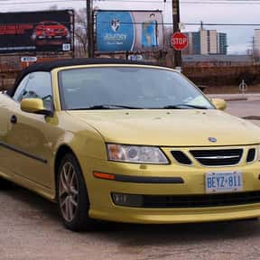 2006 Saab 9-3 Convertible is listed (or ranked) 1 on the list The Best Saab Convertibles of All Time