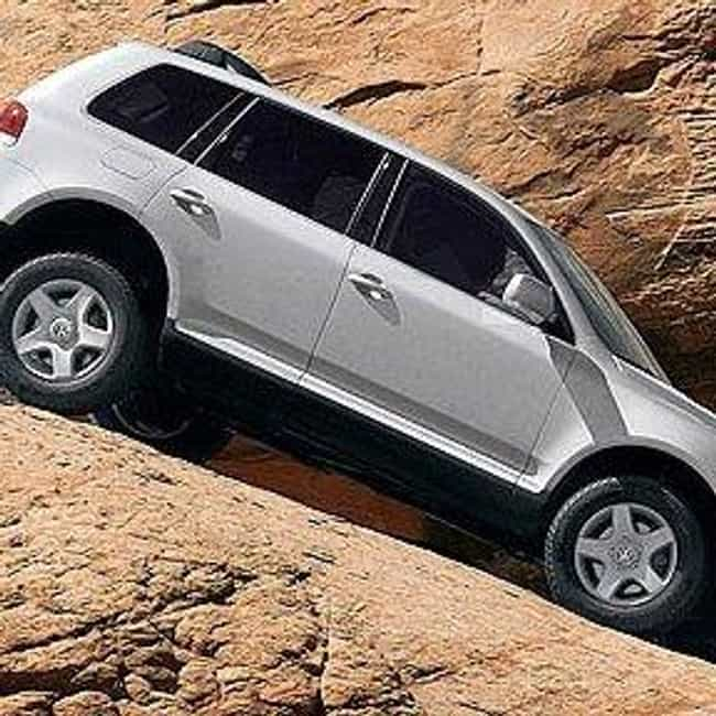 2006 Volkswagen Touareg ... is listed (or ranked) 4 on the list The Best Volkswagen Touaregs of All Time