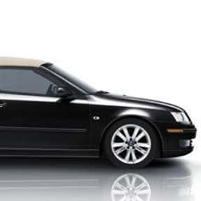 2007 Saab 9-3 Convertible is listed (or ranked) 13 on the list The Best Saab Convertibles of All Time
