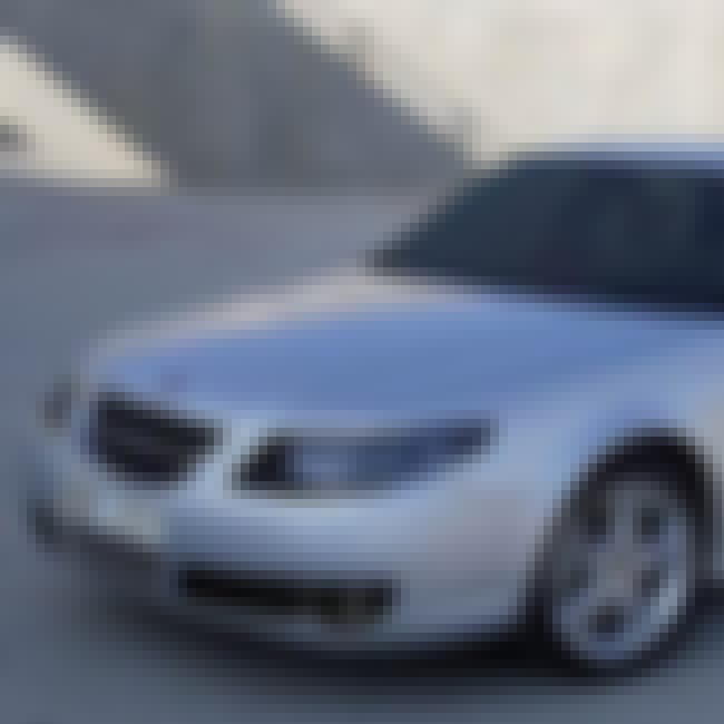 2007 Saab 9-5 Sedan is listed (or ranked) 2 on the list The Best Saab 9-5s of All Time