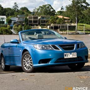 2008 Saab 9-3 Convertible is listed (or ranked) 2 on the list The Best Saab Convertibles of All Time