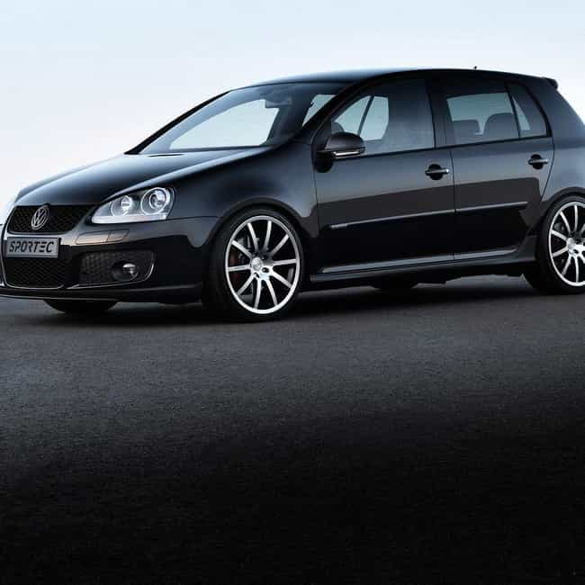 2006 Volkswagen Golf is listed (or ranked) 1 on the list The Best Volkswagen Golfs of All Time
