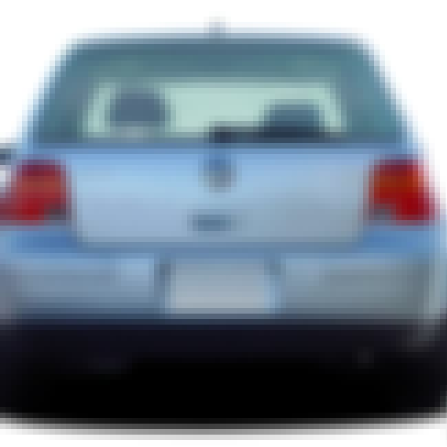 2005 Volkswagen Golf 4 Door Ha... is listed (or ranked) 1 on the list The Best Volkswagen Golfs of All Time