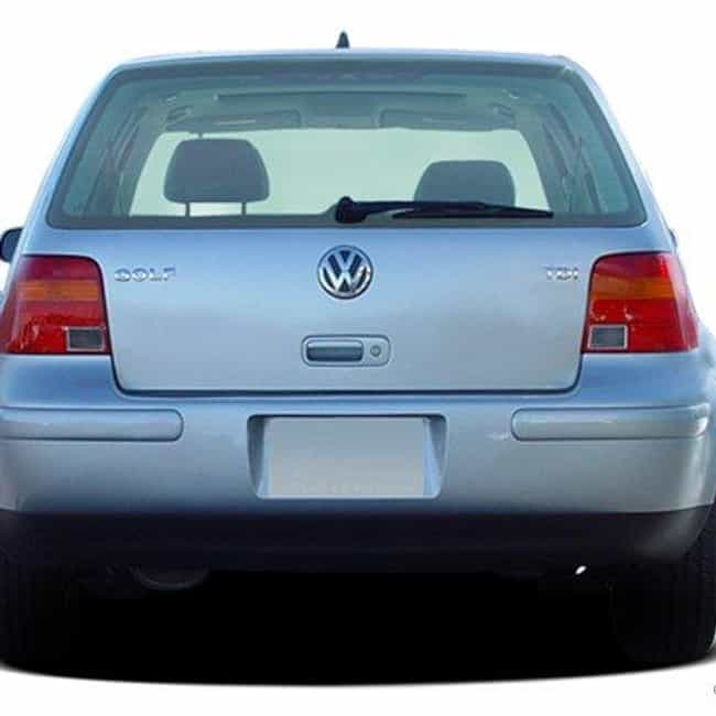 2005 Volkswagen Golf 4 D... is listed (or ranked) 2 on the list The Best Volkswagen Golfs of All Time