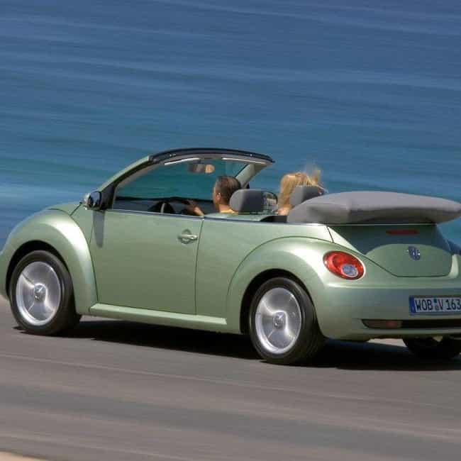 All Volkswagen New Beetle Cars List Of Popular Volkswagen New