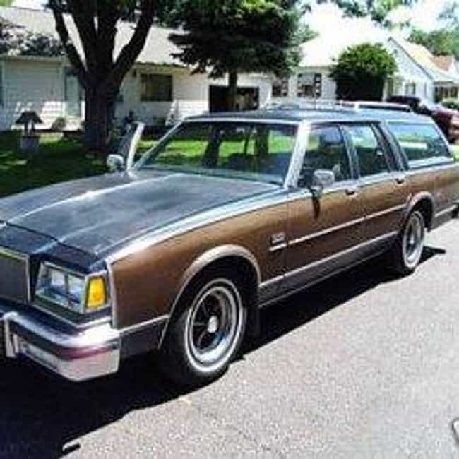 1985 Buick Century Station Wag... is listed (or ranked) 2 on the list List of Popular Station Wagons