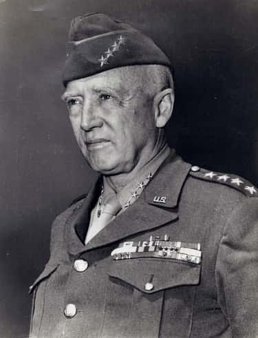 George S. Patton Being Blunt With Pretty Much Everyone