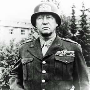 George S. Patton is listed (or ranked) 8 on the list The Most Important Leaders in U.S. History