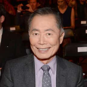 George Takei is listed (or ranked) 2 on the list List of Famous Announcers