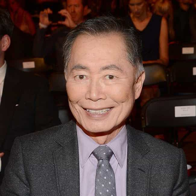 George Takei is listed (or ranked) 2 on the list Famous Male Announcers