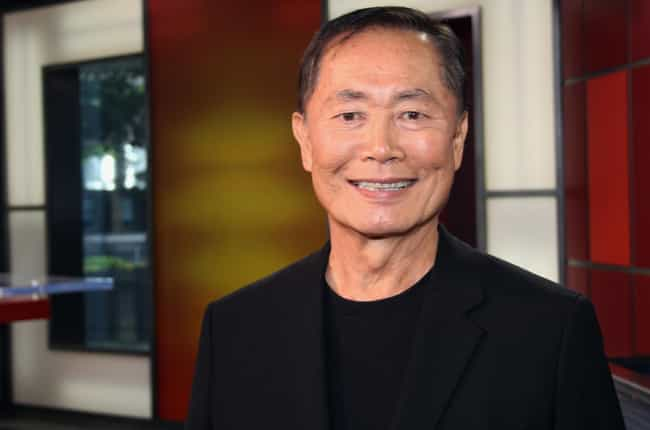 George Takei is listed (or ranked) 2 on the list 15 LGBT Celebrities Who Came Out in Old Age