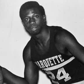 George Thompson is listed (or ranked) 11 on the list The Greatest Marquette Basketball Players of All Time