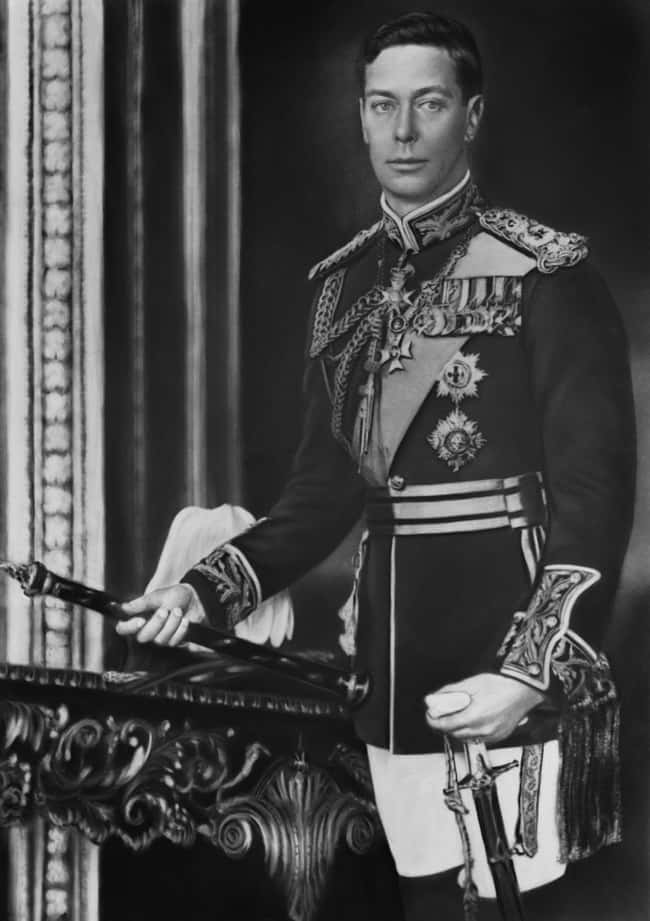 This image has an empty alt attribute; its file name is george-vi-of-the-united-kingdom-photo-u8
